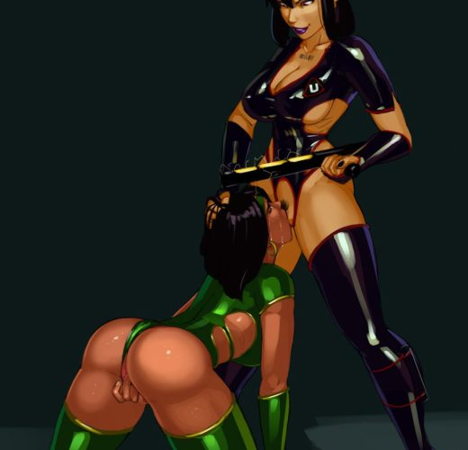 Black Orchid Lezdom ~ Killer Instinct