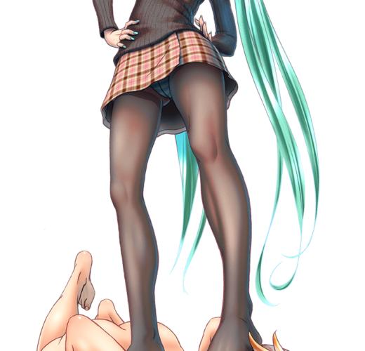 Hatsune Mike x Len Domination ~ Vocaloid