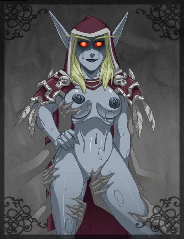 366187 - Ackanime Sylvanas_Windrunner Undead World_of_Warcraft