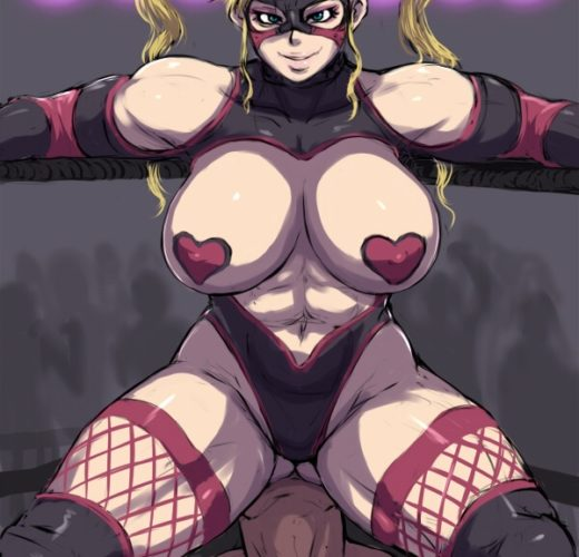R. Mika Facesitting ~ Street Fighter
