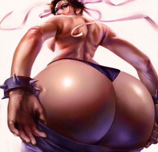 Street Fighter Femdom