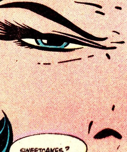 Sweetcakes? ~ Wonder Woman