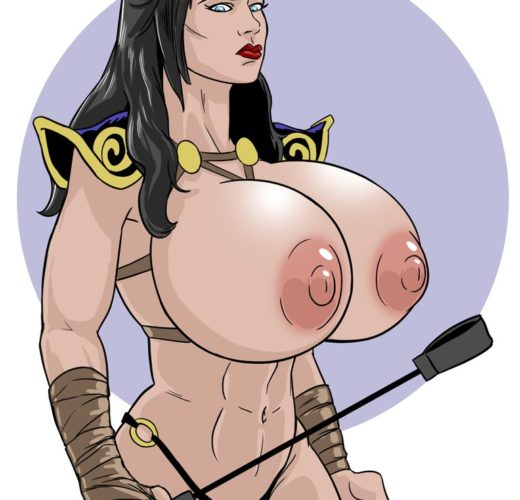 Xena Dominatrix ~ Xena: Warrior Princess