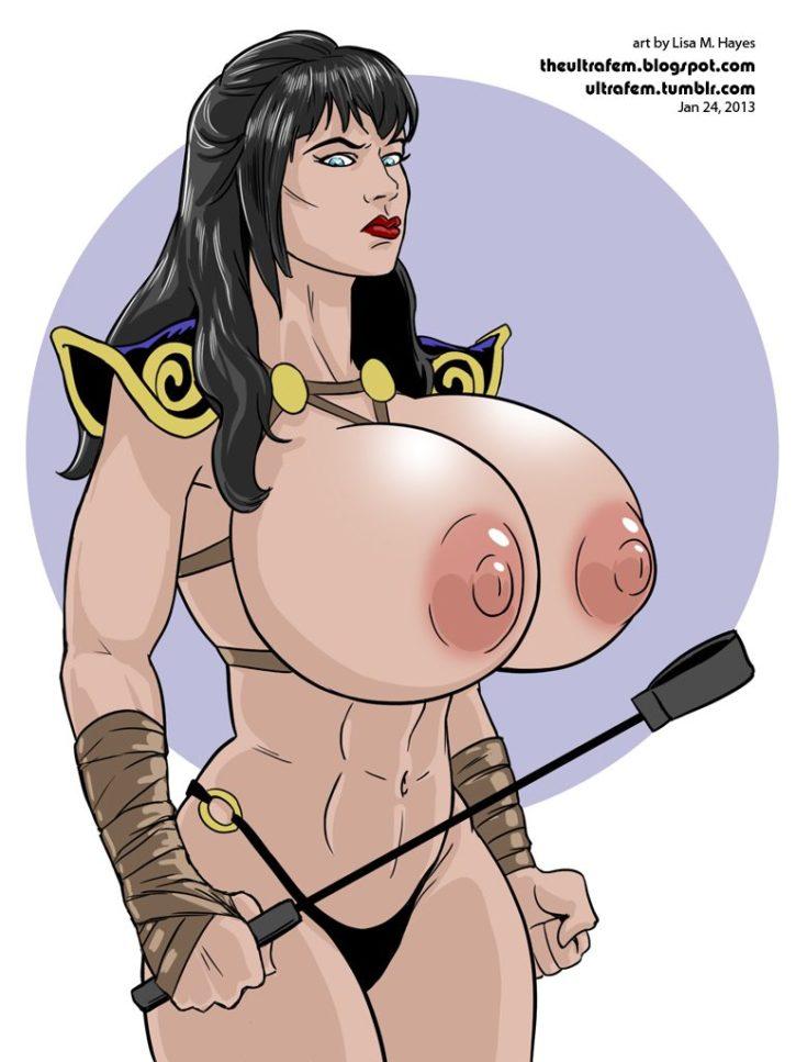 1044565 - Xena Xena_Warrior_Princess ultrafem