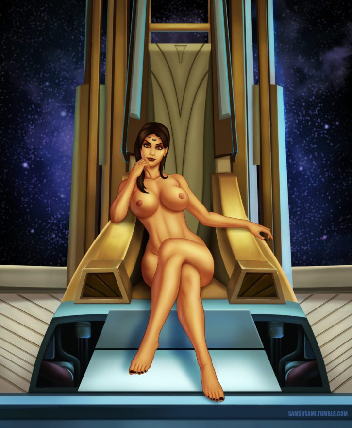 Empress Vaylin ~ Star Wars: The Old Republic Femdom