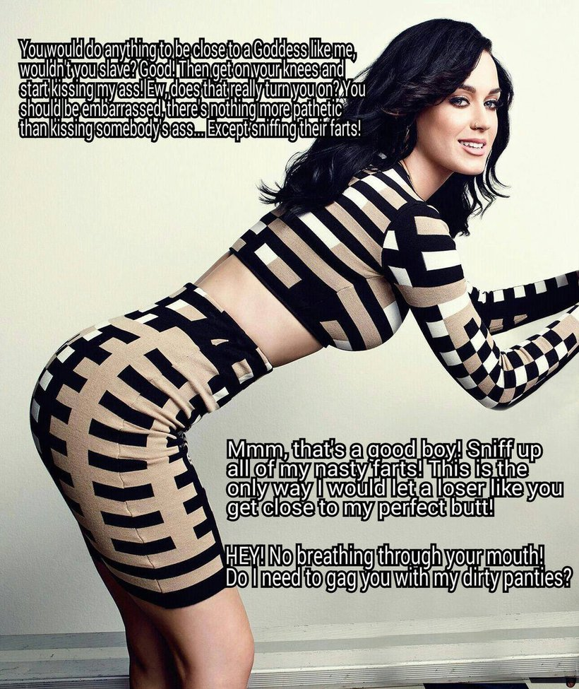 Celebrity Fart and Facesitting Captions [16 Pics]
