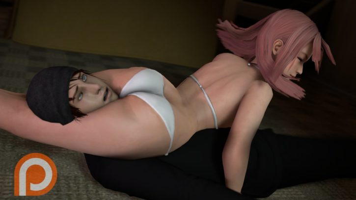 Dead or Alive ~ Breath Play, Smothering, Head Scissors, Facesitting Mix