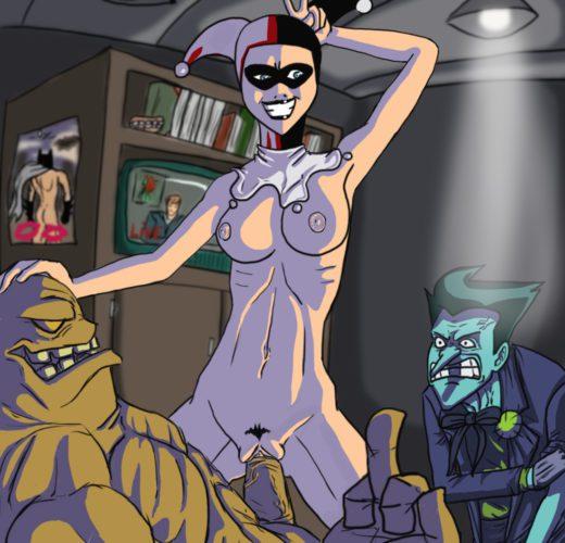 Harley Quinn Cuckolding ~ DC Femdom by jojobanks