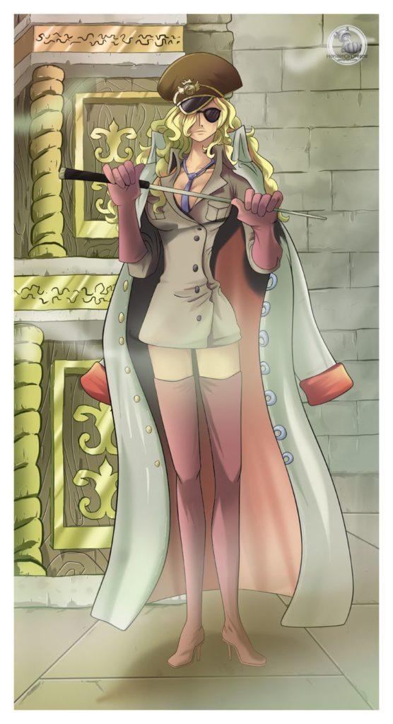 Dominatrix Domino ~ One Piece Femdom