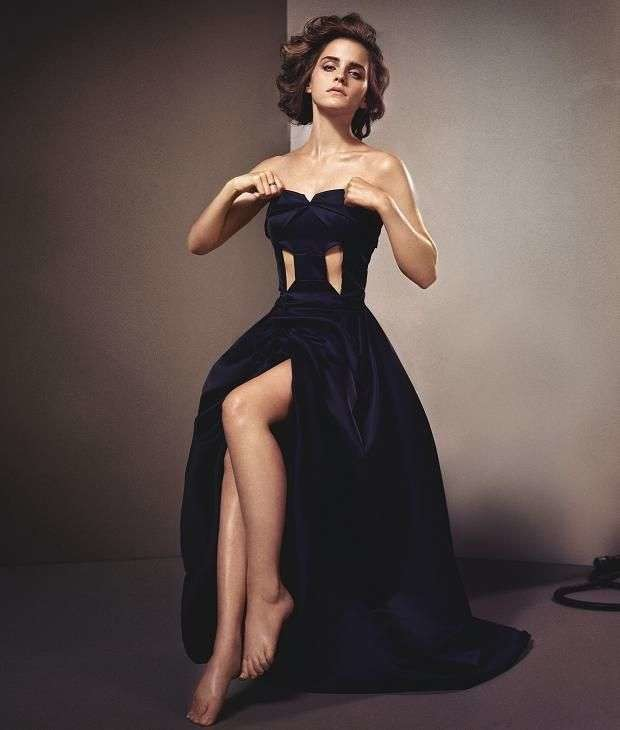 Emma Watson is a Goddess Who Must be Worshipped ~ Celebrity Femdom