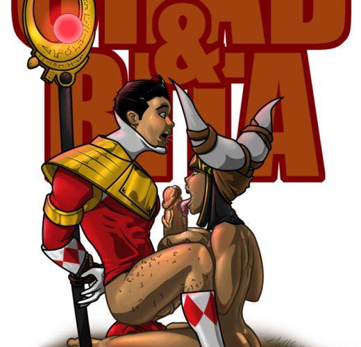 Rita Repulsa Tease & Denial ~ Mighty Morphin Power Rangers Femdom