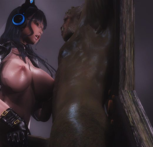 Sci-Fi T&D ~ Skyrim Femdom