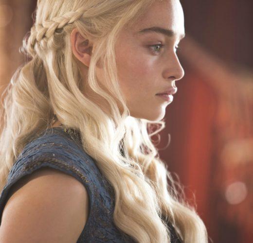 Daenerys Targaryen Captions ~ Game of Thrones Femdom