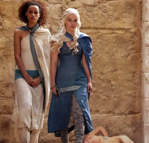 Daenerys Targaryen Trampling ~ Game of Thrones Femdom by paapaacollages