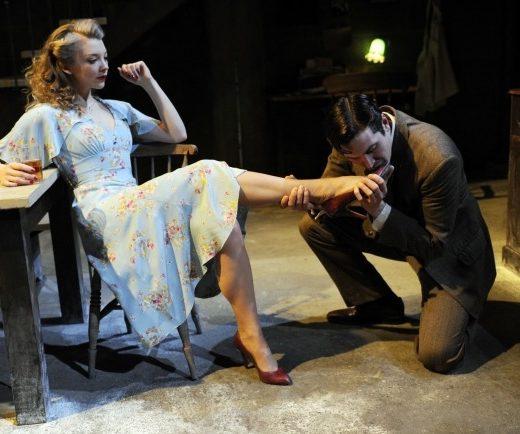 Natalie Dormer in After Miss Julie ~ Celeb Femdom