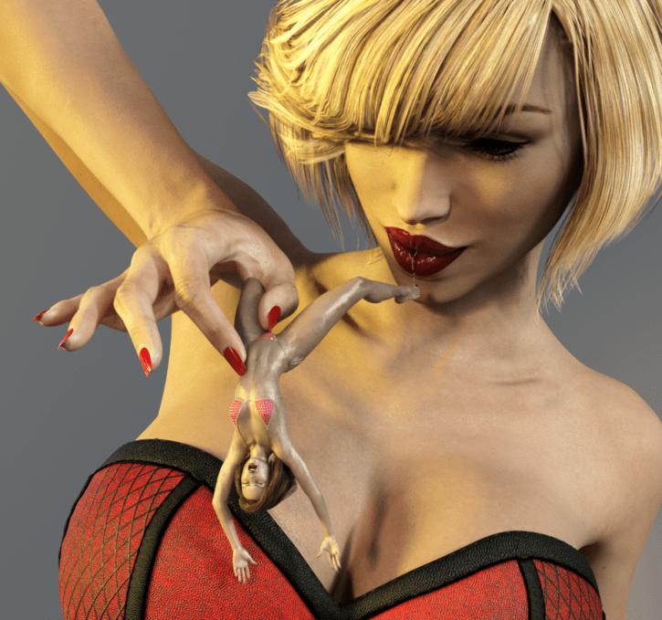 Giantess Taylor Swift Vore ~ Celebrity Femdom by Dofus59