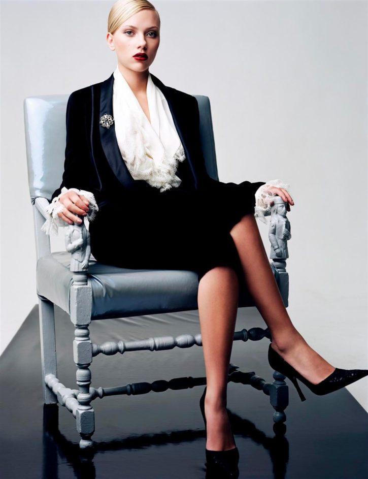 Queen Scarlett Johansson