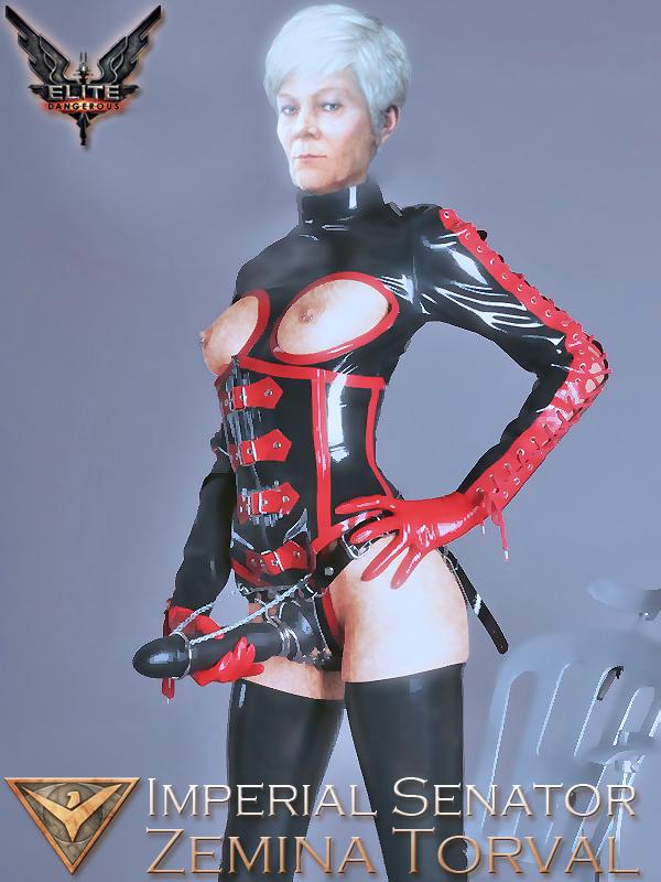 Imperial Senator Zemina Torval ~ Elite Dangerous Femdom