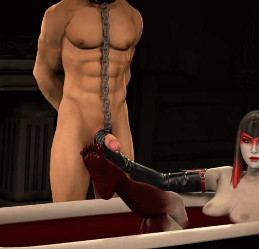 Cock Slave of Countess ~ Paragon Femdom by QuarterGamer