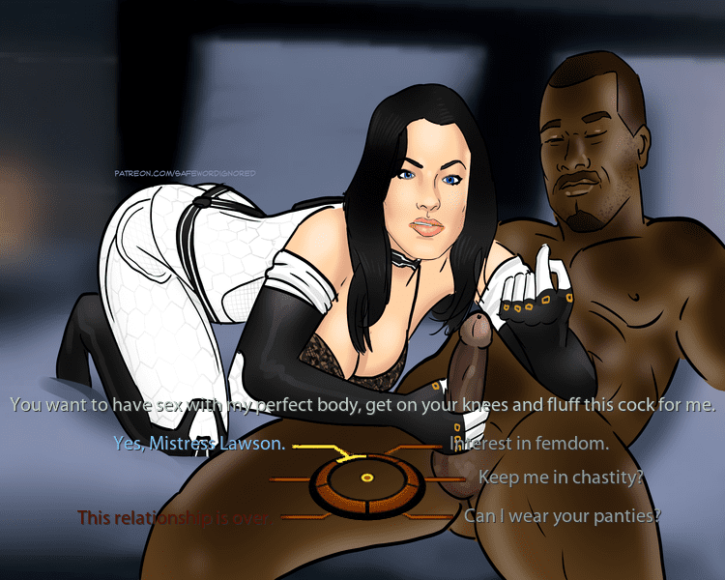 Miranda Lawson's Cuckold ~ Mass Effect Femdom by safewordignored