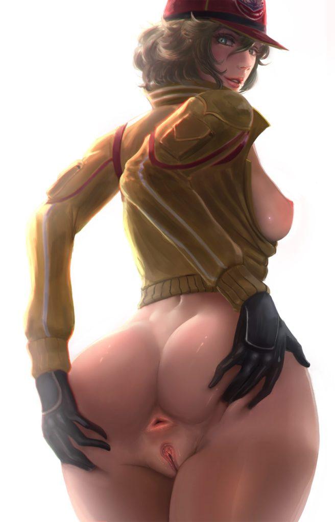 Cindy Aurum Ass Worship ~ Final Fantasy XV Femdom