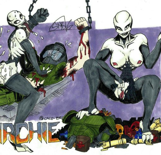 Demon vs. Doomguy ~ DOOM Femdom by Arch-Vile