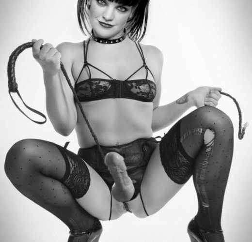 Pauley Perrette (Abby on NCIS) ~ Celebrity Pegging