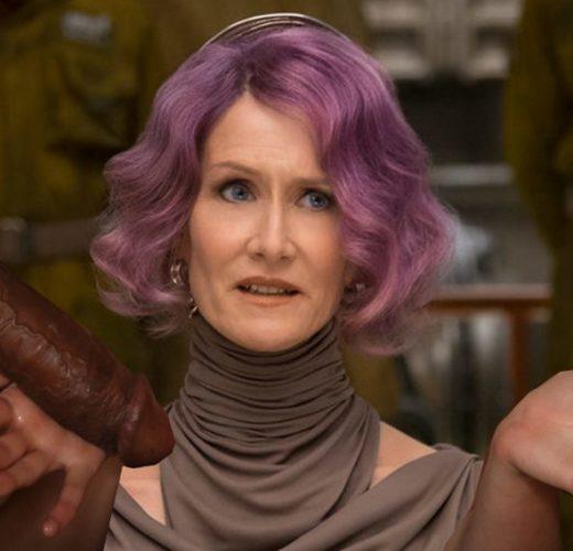 Vice Admiral Amilyn Holdo Cuckolding ~ Star Wars Femdom Porn