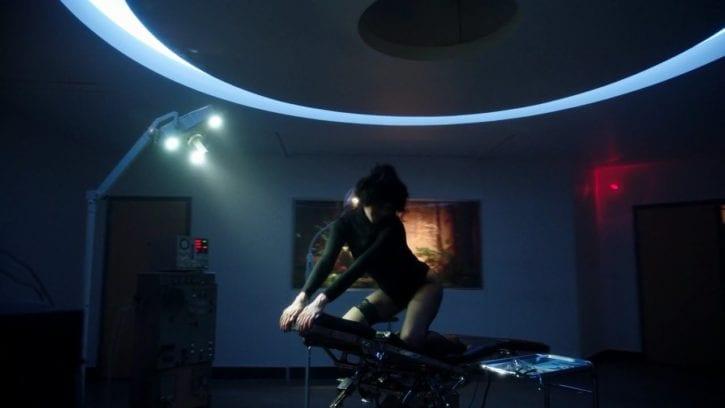 Aubrey Plaza in Legion ~ Celebrity Femdom Gallery