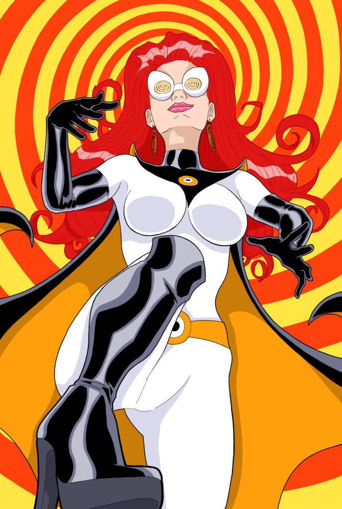 Mezmerella Hypnotising ~ The Incredibles Femdom by Banedearg