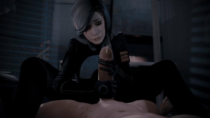 Dr. Chakwas Milking ~ Mass Effect Femdom by AtlasSFM