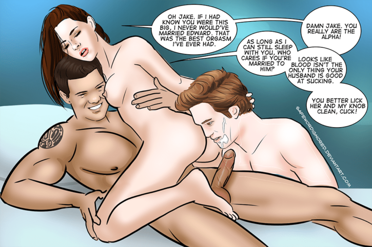 Bella Cuckolding Edward ~ Twilight ~ By SafeWordIgnored