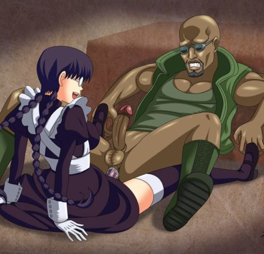 Roberta x Dutch Pegging ~ Black Lagoon ~ By Arabatos