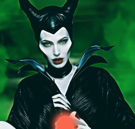 Angelina Jolie as Maleficent Foot Domination ~ Movies ~ By ANGFXQUEEN