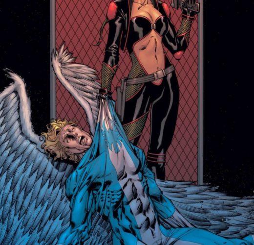 Viper x Angel ~ Marvel Comics