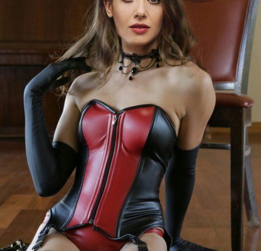 Alison Brie Leatherdom ~ Celebrity