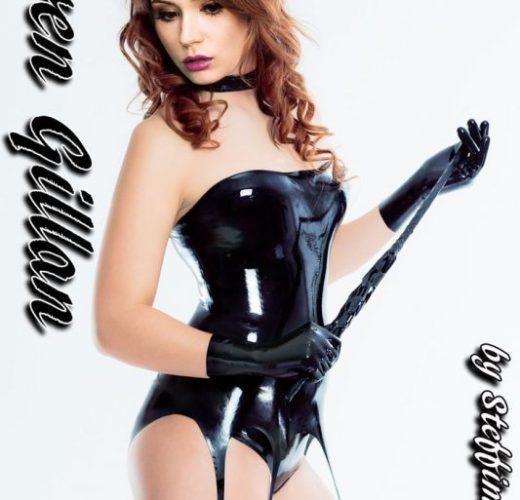 Dominatrix Karen Gillan ~ Celebrity ~ By Steffimariechen