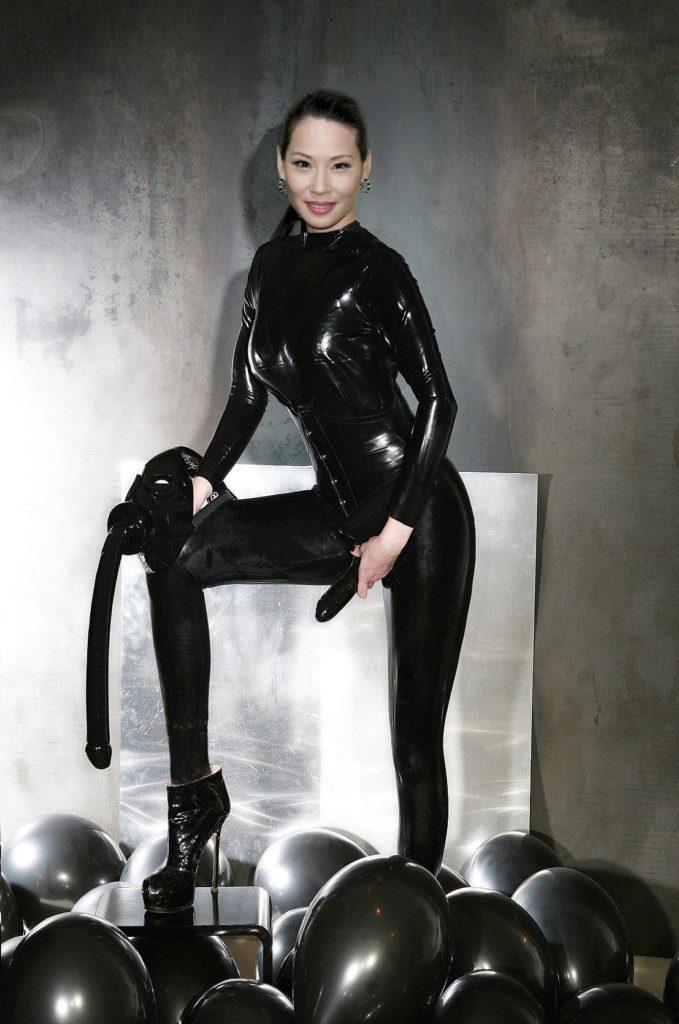 Dominatrix Lucy Liu ~ Celebrity