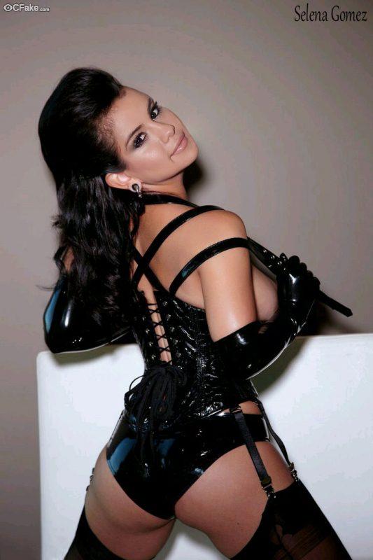 Dominatrix Selena Gomez ~ Celebrity