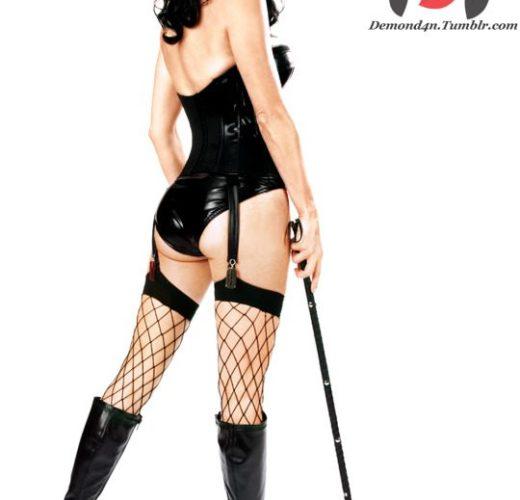 Dominatrix Selena Gomez ~ Celebrity ~ By DemonD4n