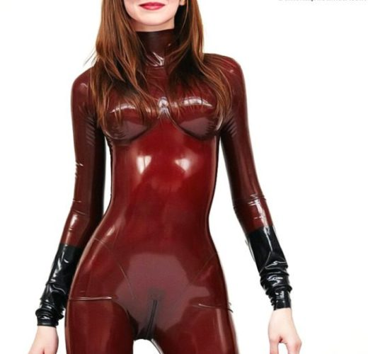 Emma Stone Rubberdom ~ Celebrity ~ By DemonD4n