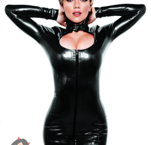 Scarlett Johansson Rubberdom ~ Celebrity ~ By DemonD4n