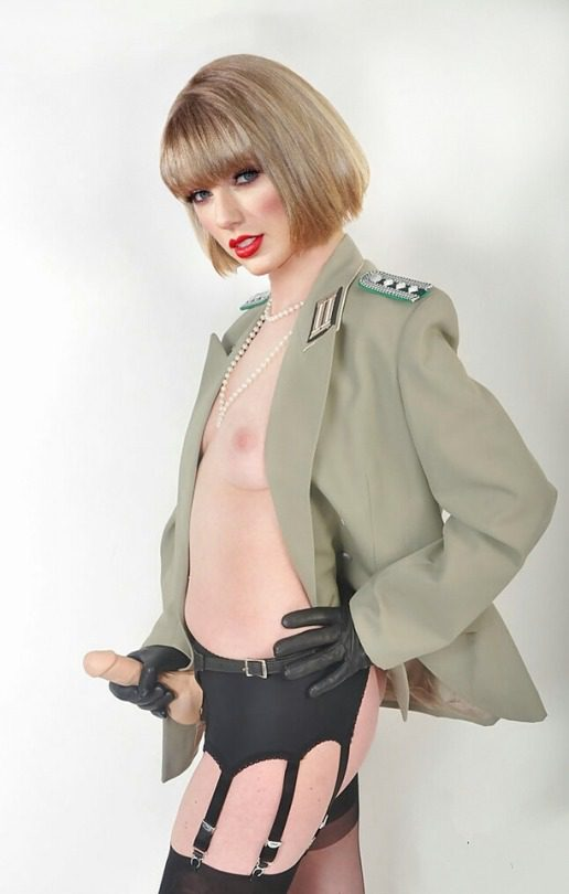Taylor Swift Strap-On ~ Celebrity ~ By CockDollsXXX