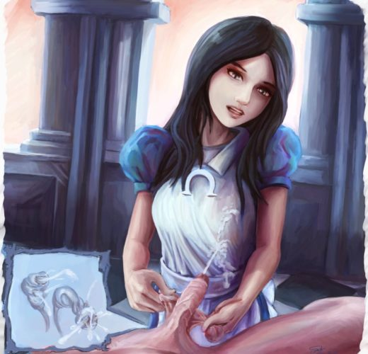 Alice Ballbusting Castration ~ Alice: Madness Returns ~ By Ccrack