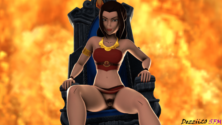 Azula's Throne ~ Avatar: The Last Airbender ~ By Dezzii20