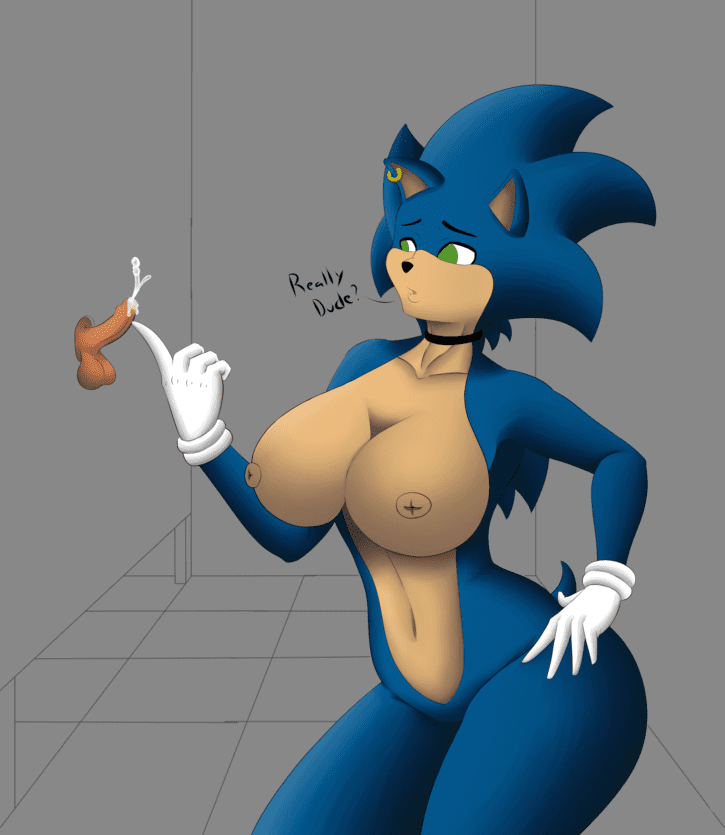 Rule 63 Sonic SPH ~ Video Games ~ By RicyCakez