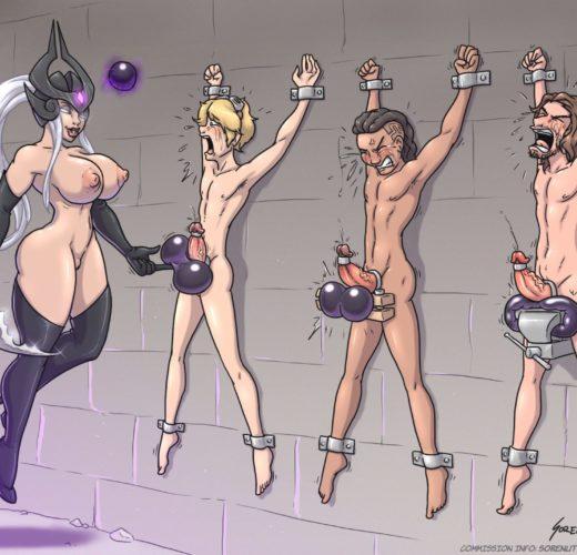 Syndra CBT ~ League of Legends ~ By SoreNutz007