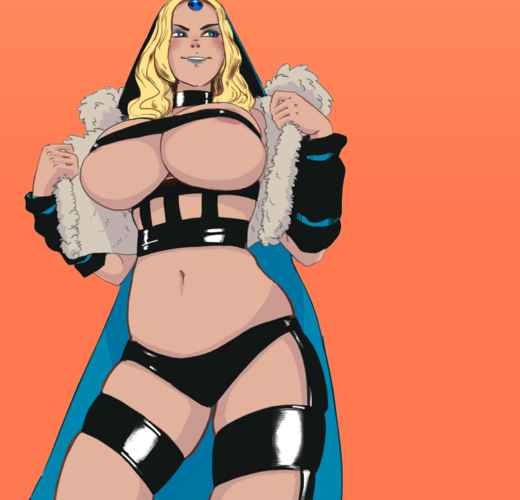 Dominatrix Crystal Maiden ~ DotA 2 ~ By Necrolepsy