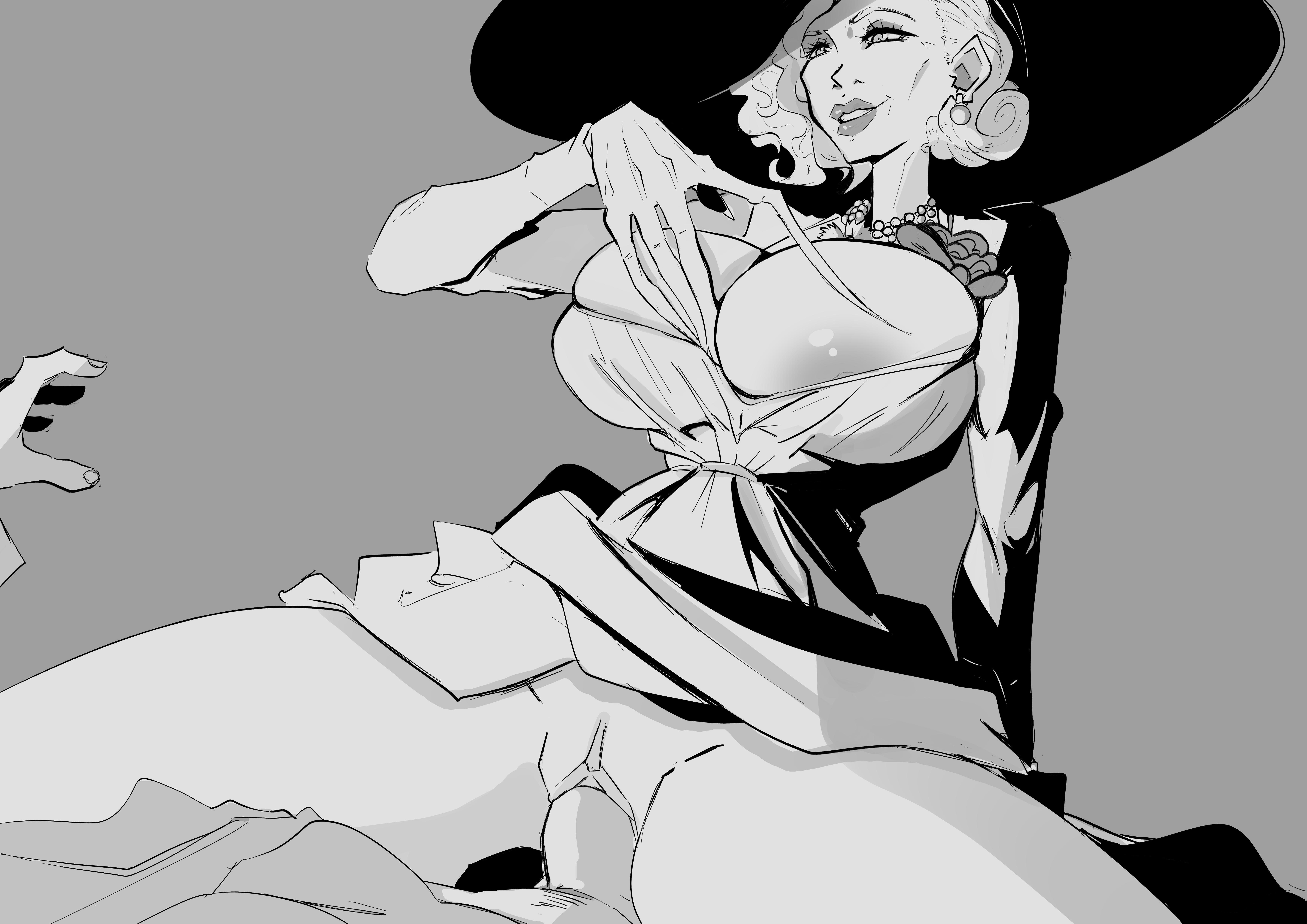 Olga-Resident-Evil-8-Village-Rule-34-Fan-Art-Gallery-4